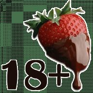 Стикеры Запретные сладости для Телеграм